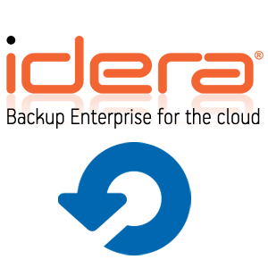 idera Enterprise backup